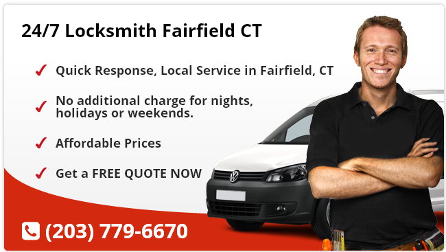 Fairfield CT Locksmith